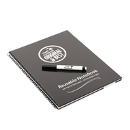 A4 Reusable Magic Notebook ™ - reusable whiteboard notebook and pen - 40 pages