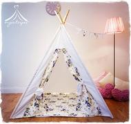Handmade Luxury Children's Teepee Set - Isabella