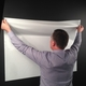 A0 Magic Whiteboard dry erase board