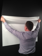 A0 MEGA Magic Whiteboard - 10 sheets - 1200W by 900H mm