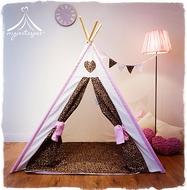 Handmade Luxury Children's Teepee Set - DIVA