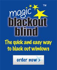 Magic Blackout Blind ™