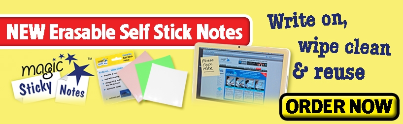 Magic Sticky Notes