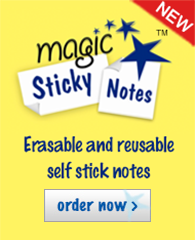 Magic Sticky Notes ™