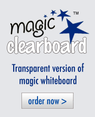 Magic Clearboard ™  & Notes