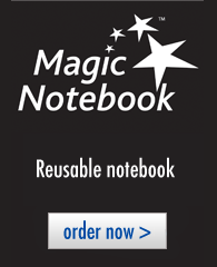Magic Notebook ™