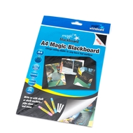A4 Magic Blackboard ™ - 20 sheets