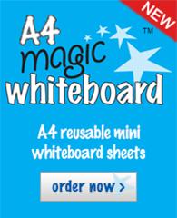 A4 Magic Whiteboard ™