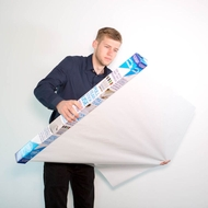 A0 Magic Whiteboard ™ - 10 sheet roll - 1200x900mm
