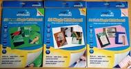 3 Pack - Save £9.99 - A4 Magic Whiteboard, A4 Green Magic Whiteboard & A4 Pink Magic Whiteboard