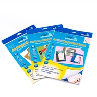 School Class Pack £99.99 (worth £220.69) - A4 Magic Whiteboard (9 packs), A4 Magic Blackboard plus pens, erasers & wipes