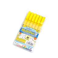 NEW - Magic Chalk Pens - 6 pack - wet erase