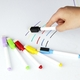 magnetic dry wipe whiteboard pens