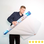A0 Magic Whiteboard ™ - 10 sheet roll - 1200x900mm and FREE Magic Clicky Marker