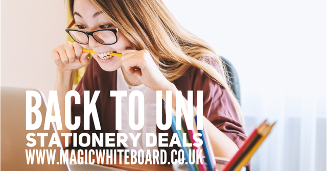 Uni Stationery Starter Kit | What to take to Uni | Cheap Uni Stationery