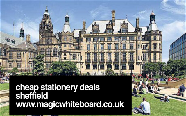 Cheap Office Supplies Sheffield | Cheap Office Stationery Sheffield | Very Low Prices