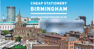 Do you need cheap office stationery and office supplies in Birmingham? We are probably offer the the cheapest stationery in Birmingham.