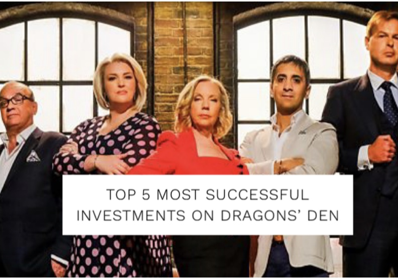 Magic Whiteboard One of Most Successful Investments on Dragons' Den